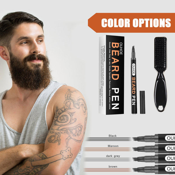 Beard Pencil Filler Kit-Clickmylife