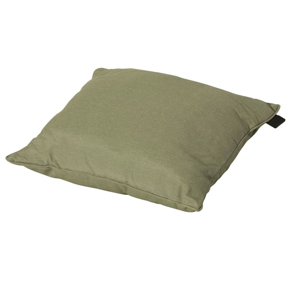 coussin panama madison finition passepoil 45x45 cm vert sauge DEC021208