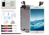 "Écran LCD Complete Blanc Apple iPhone 6 (4,7)"" Retina"