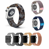 (38mm) Bracelet Maillage en acier inoxydable pour Apple Watch