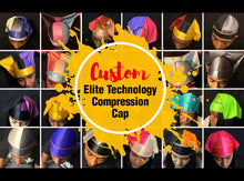 Load image into Gallery viewer, Custom Elite Technology Compression Cap