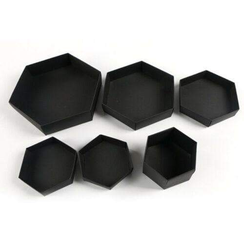 Hexagon Surprise Explosion Box
