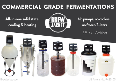 How To Lager A Beer In 5 Steps – BrewJacket