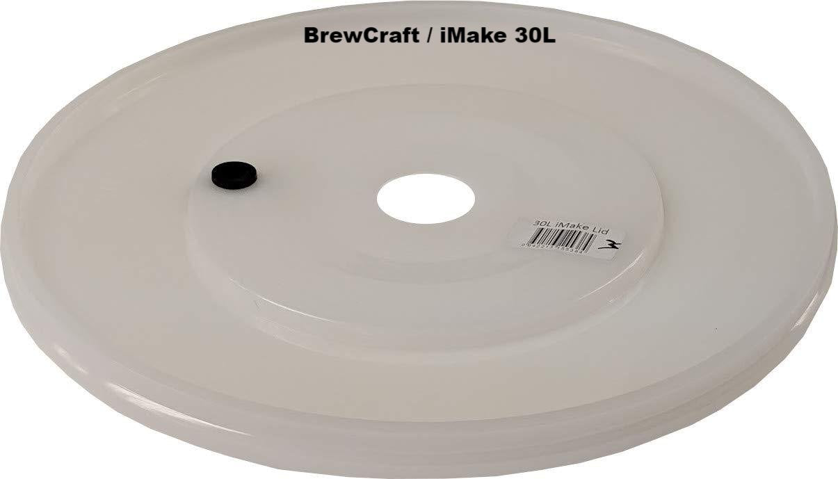 Pre-Drilled Bucket Lid