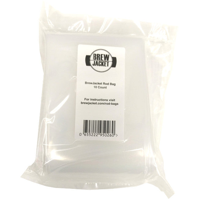 Rod Sleeves (10-Count)
