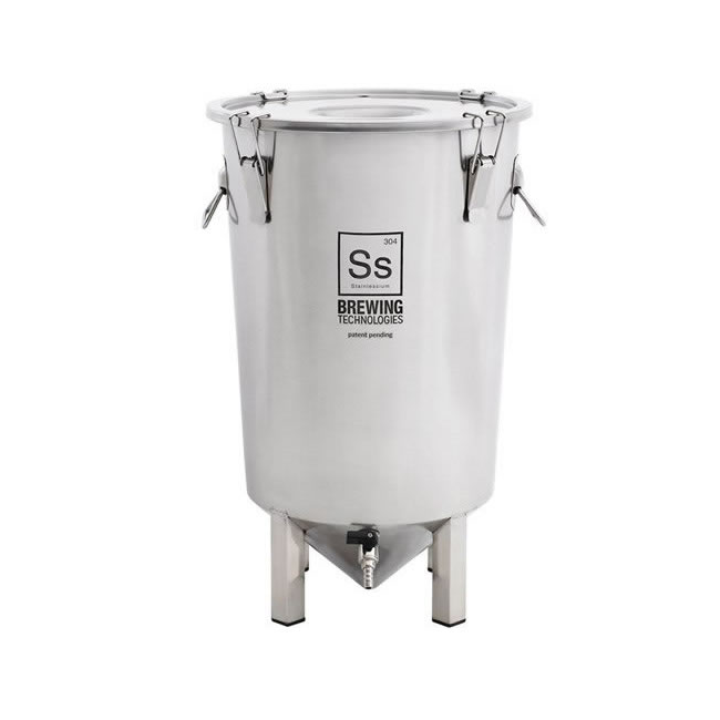 SS Brewing Technologies Flat Lid, 7-Gallons
