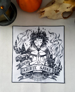 Back Patch Xl Sainte Sauge