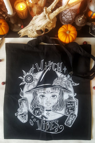 Witch Vibes Tote bag