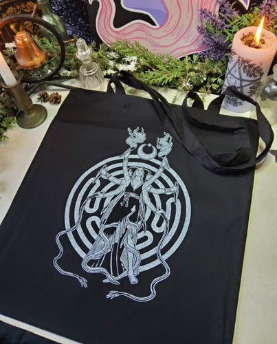 Hécate Tote bag