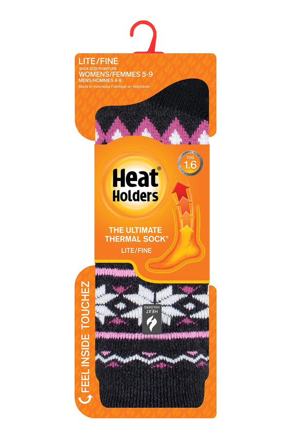 Women's Fairisle LITE™ Socks Packaging