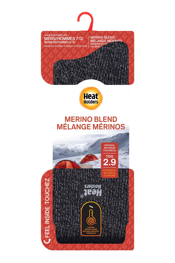Men's Merino Wool Socks Packaging