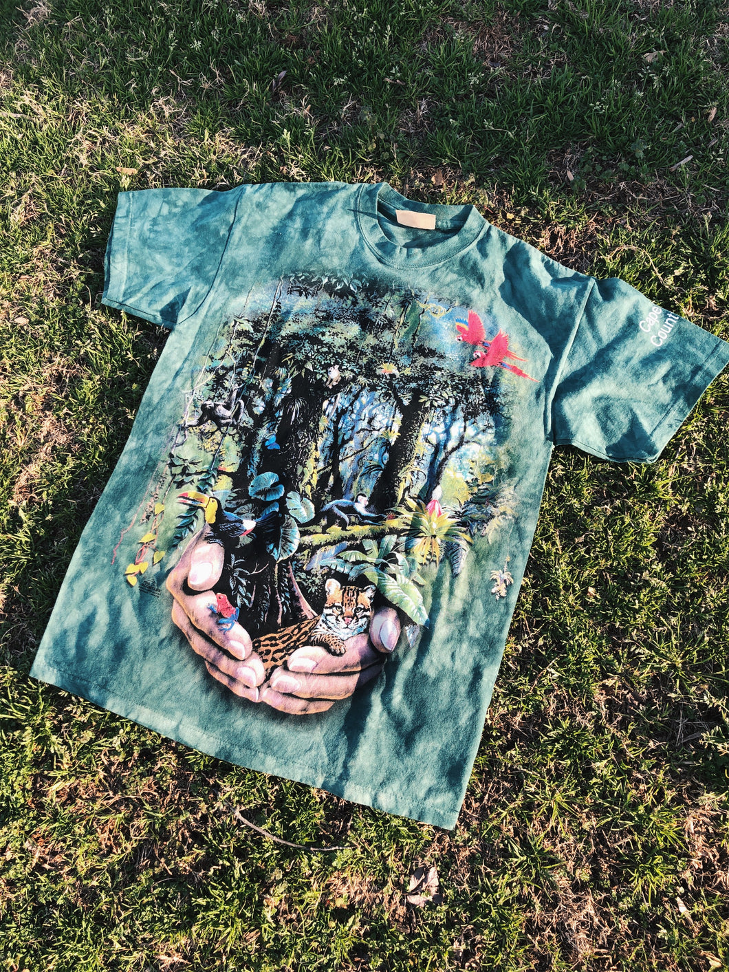 Vintage Mother Nature tee