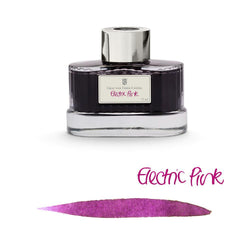 Graf von Faber-Castell Ink Bottle Electric Pink 75ml - Laywine's
