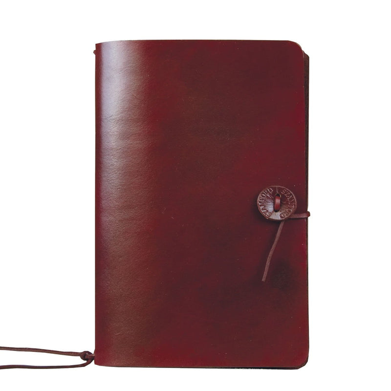 The Stamford Notebook Co. Crown Quarto Travellers Journal - Laywine's