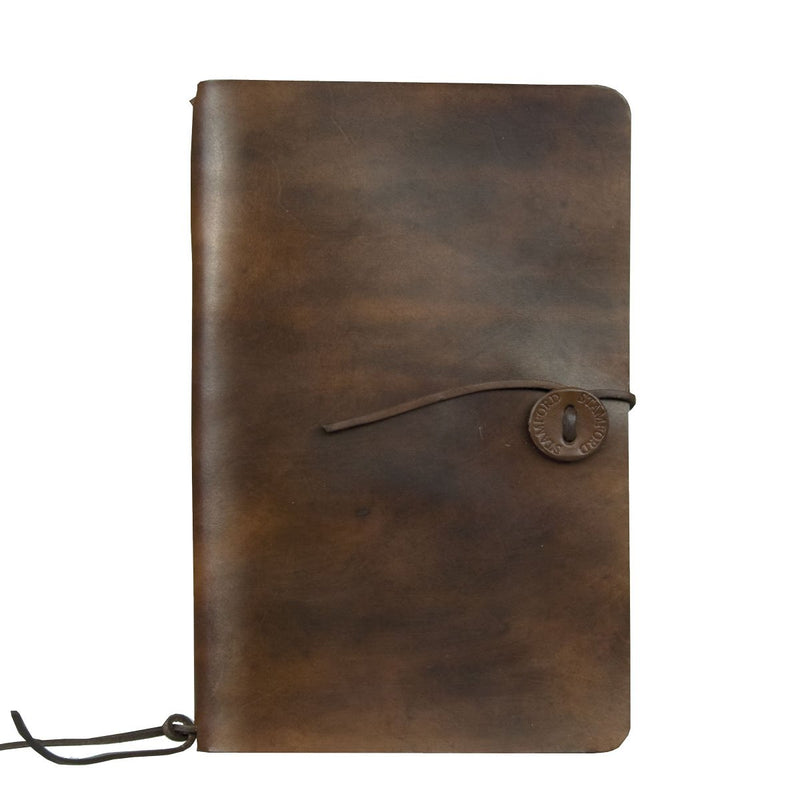 The Stamford Notebook Co. Crown Quarto Travellers Journal