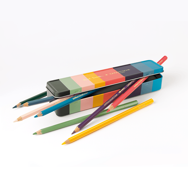 Caran d'Ache + Paul Smith Supracolor Pencil Set - Laywine's