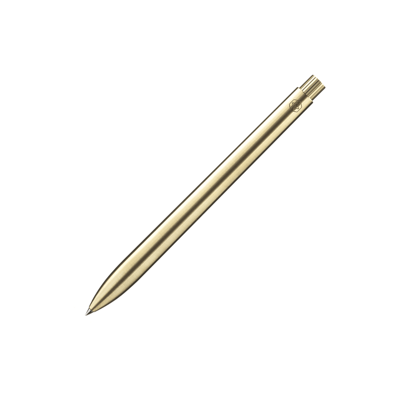 AJOTO Core Brass Raw Brushed RB