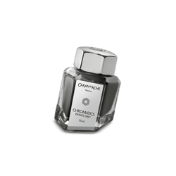 Caran D'Ache Chromatics Ink Bottle Infinite Grey 50ml