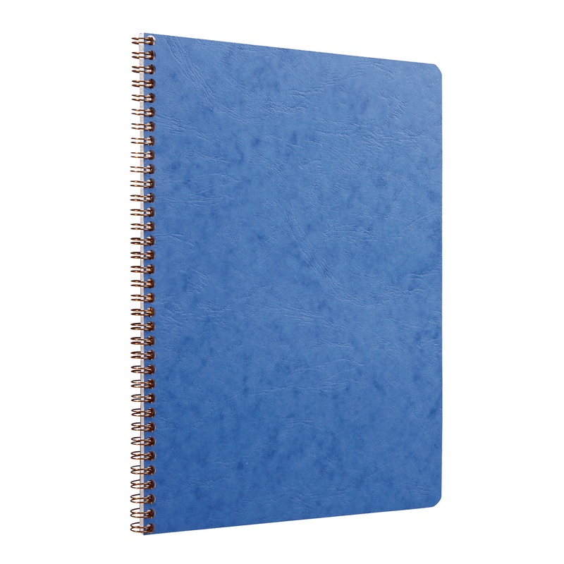 Clairefontaine Age Bag Wirebound Notebook A4 - Laywine's