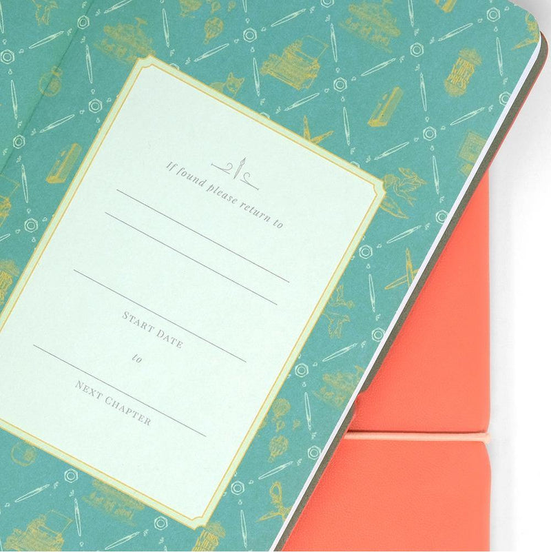 Ferris Wheel Press Nothing Left Notebook - Laywine's