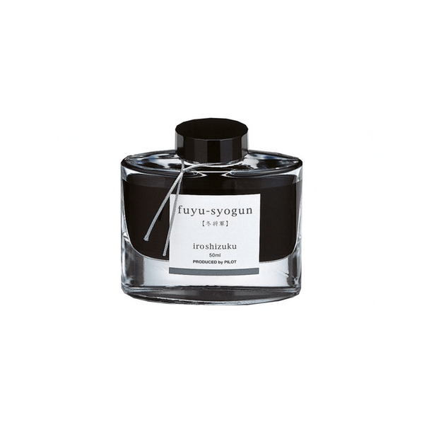 Pilot Iroshizuku Ink Old Man Winter (Fuyu-syogu) 50ml - Laywine's