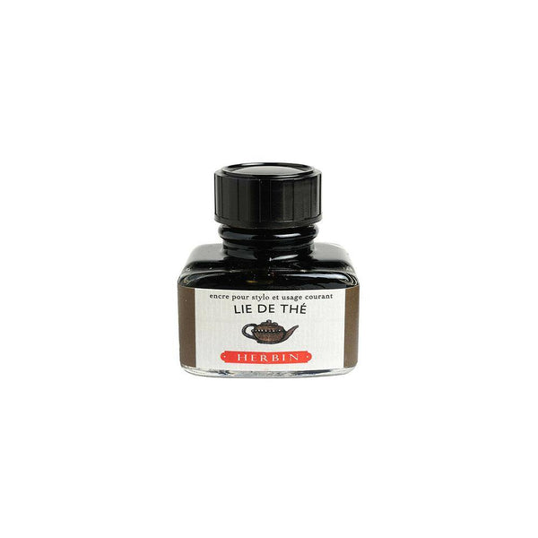 Herbin Lie de The Ink Bottle 30ml - Laywine's