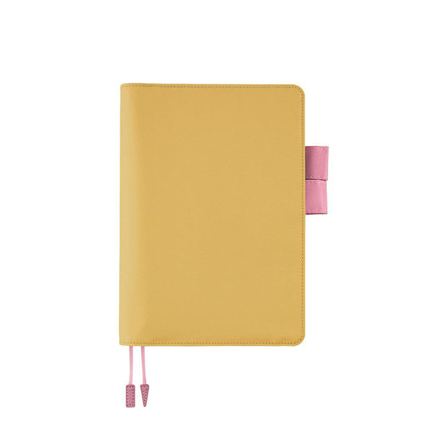 Hobonichi Techo Cousin and Cover, Strawberry Biscuit, 2021 - Laywine's
