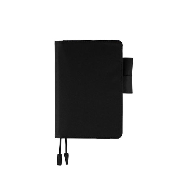 Hobonichi Techo Planner and Cover, Black/Blue, 2021 - Laywine's