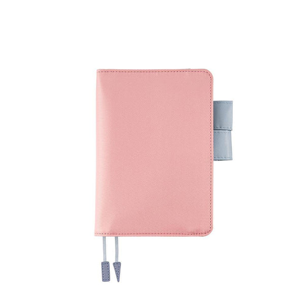 Hobonichi Techo Planner and Cover, Dreamy Pink, 2021 - Laywine's