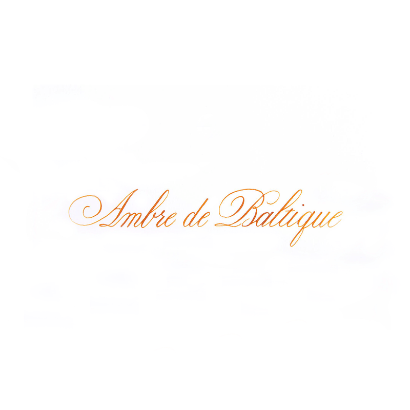 Jacques Herbin Ambre de Baltique Ink Bottle 50ml - Laywine's