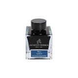 Jacques Herbin Bleu Austral Ink Bottle 50ml - Laywine's