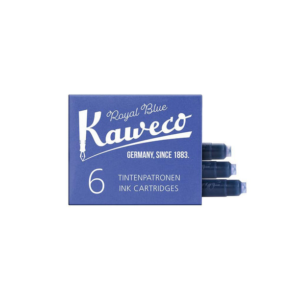 Kaweco Ink Cartridges Royal Blue - Laywine's