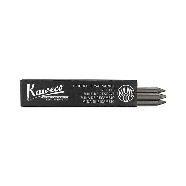 Kaweco Graphite Leads 5.5mm 5B - Laywine's