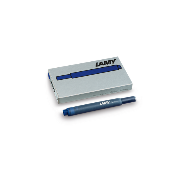 Lamy T10 Blue-Black Ink Cartridges - Laywine's