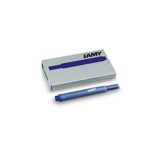 Lamy T10 Blue Ink Cartridges - Laywine's
