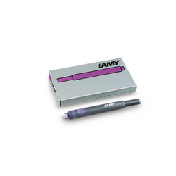 Lamy T10 Violet Ink Cartridges