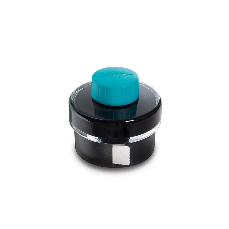 Lamy T52 Turquoise Ink Bottle 50ml - Laywine's