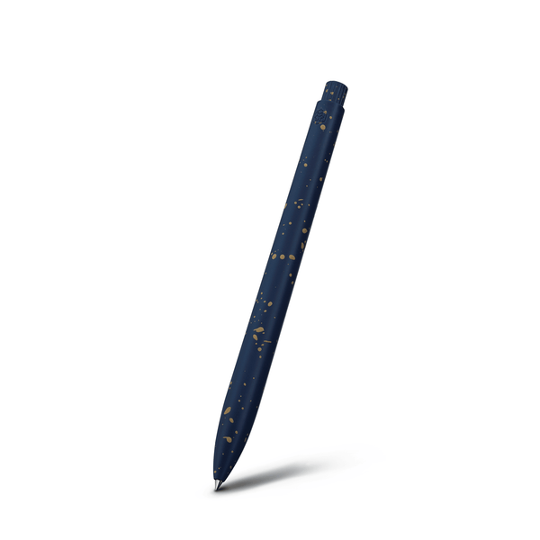 AJOTO for Laywine's Navy with Gold Fleck Pen - Laywine's