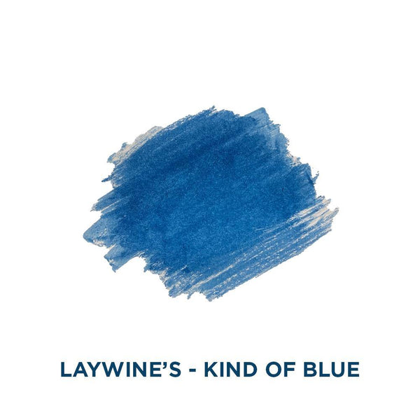 Laywine's 'Kind of Blue' 25th Anniversary Ink Bottle - Laywine's