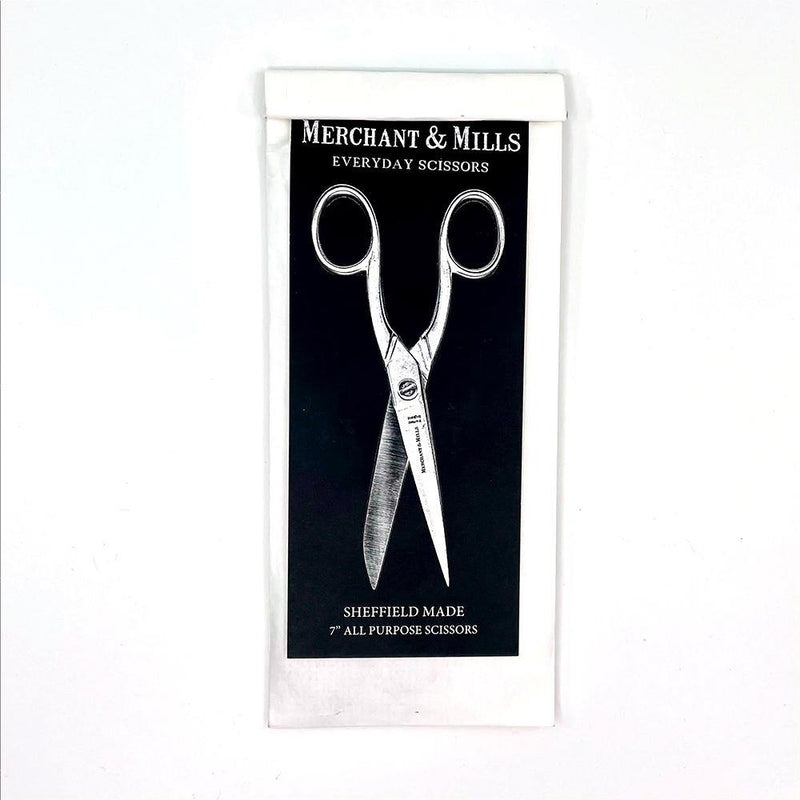 "Merchant & Mills 7"" Everyday Scissors - Laywine's"