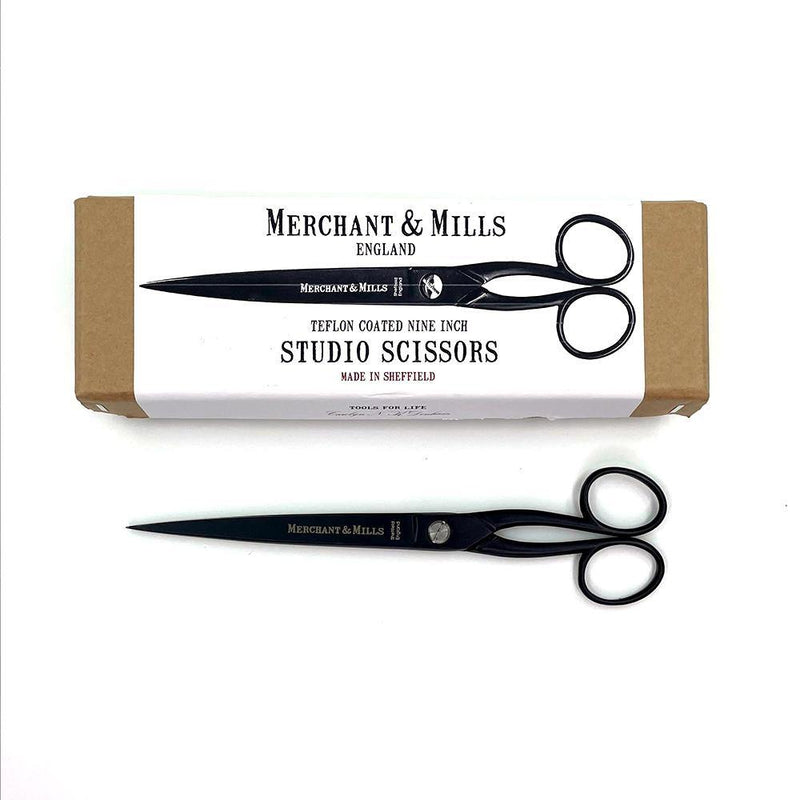 "Merchant & Mills 9"" Studio Scissors - Laywine's"