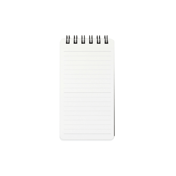 Mnemosyne A7 Wiro Memo Pad 5mm Lined - Laywine's
