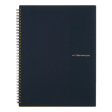Mnemosyne A4 Wiro Notebook 7mm Lined - Laywine's
