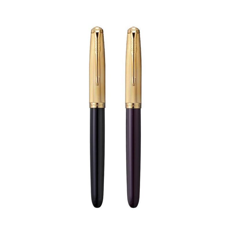 Parker 51 Deluxe Fountain Pen - Laywine's