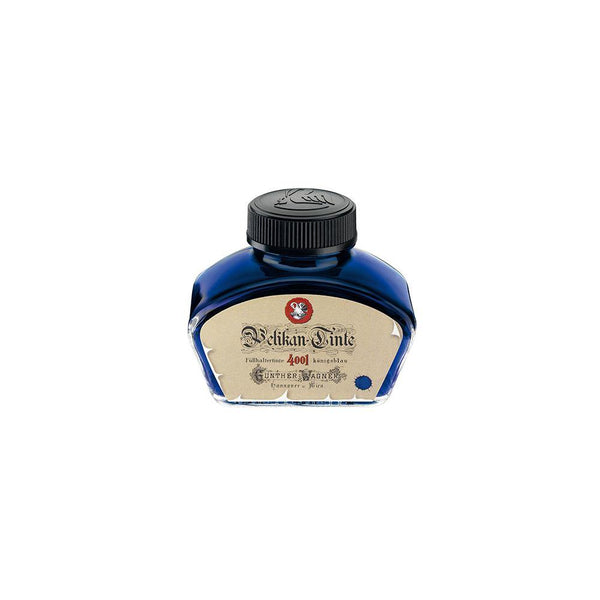 Pelikan 4001 Royal Blue Historical Ink Bottle 62.5ml - Laywine's