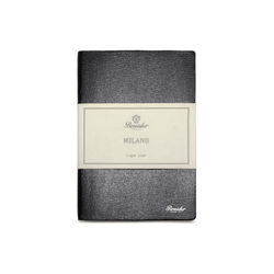 Pineider Milano Leather Laid Notebook Medium - Laywine's