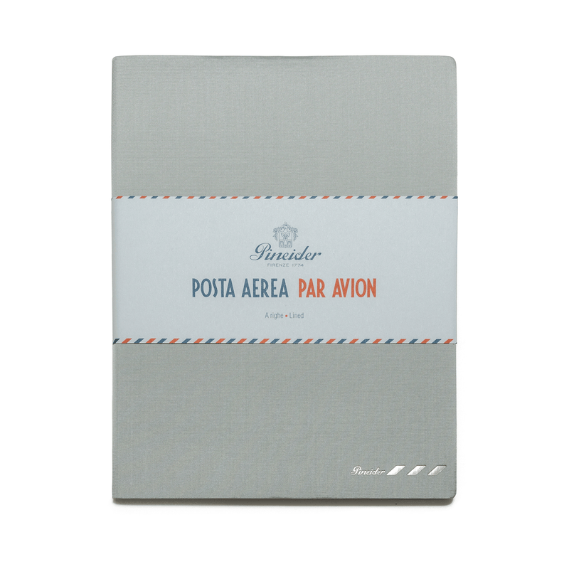 Pineider Par Avion Notebook Large - Laywine's