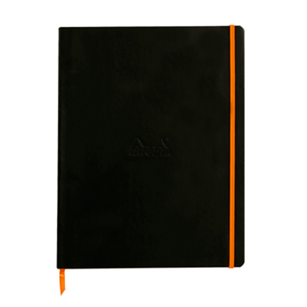 Rhodia A4+ Softcover Notebook - Laywine's