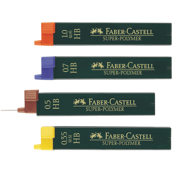 Faber-Castell Super-Polymer Lead - Laywine's