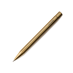 LGNDR TWYST Brass Mechanical Pencil - Laywine's